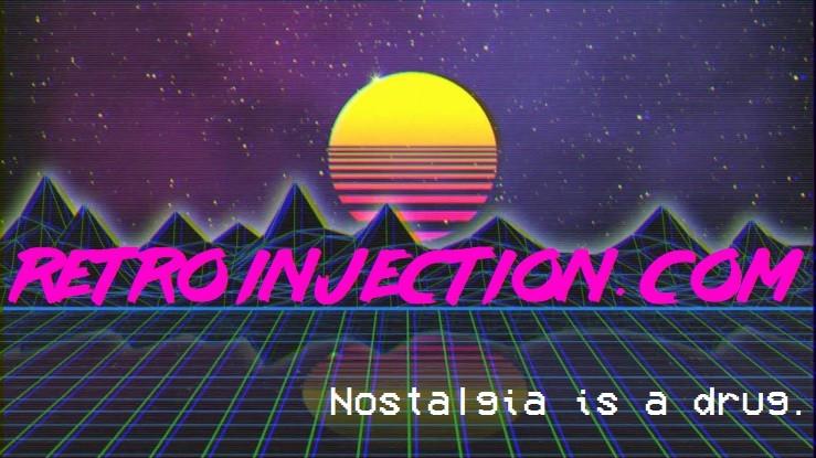 Retroinjection.com logo