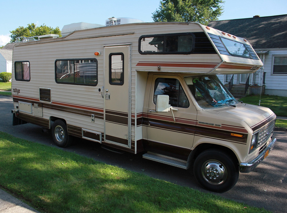 1987 Ford Ralley RV