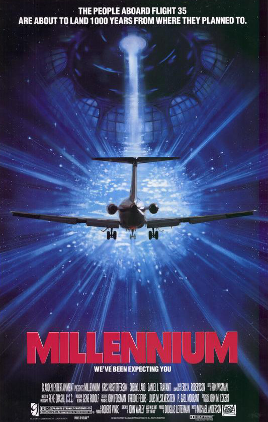 Millenium 1989 movie poster.