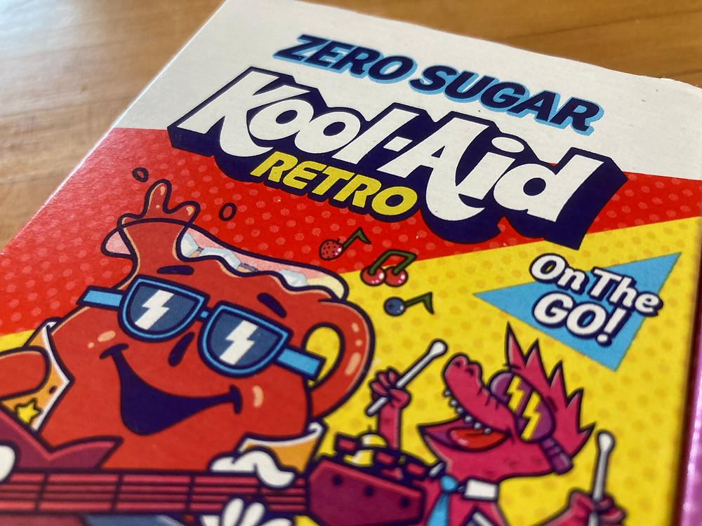 Rockadile Red retro sugar-free Kool-Aid