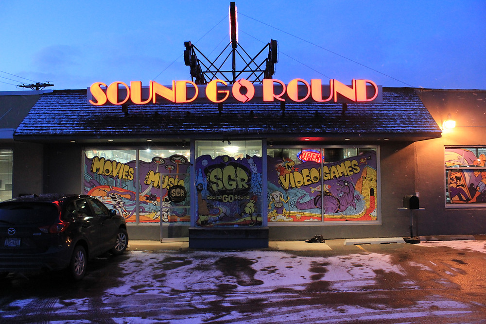 Sound Go Round in Vestal, NY