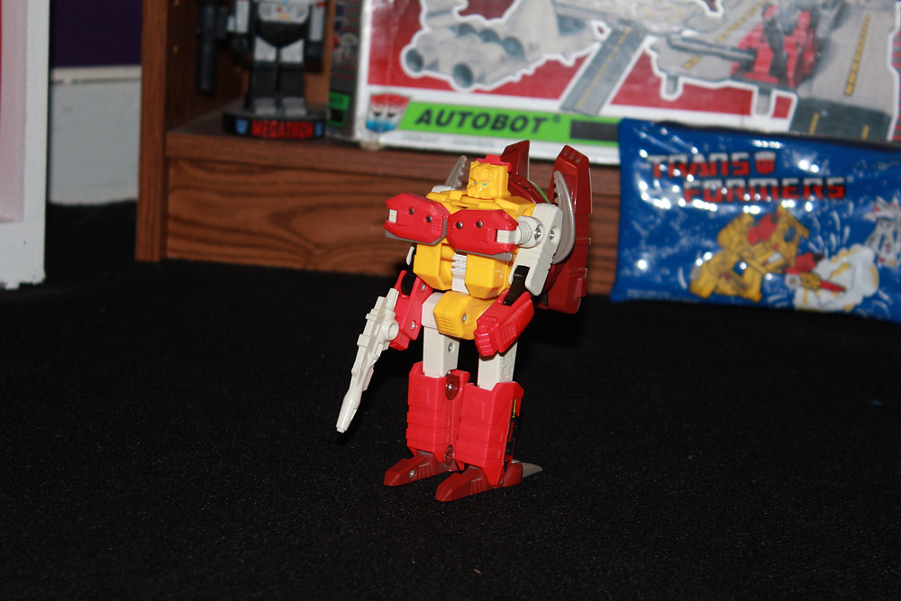 1987 G1 Transformer Monsterbot Repugnus