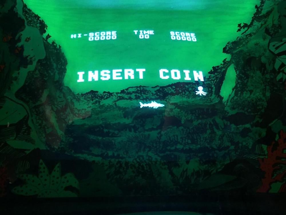 Blue Shark arcade game
