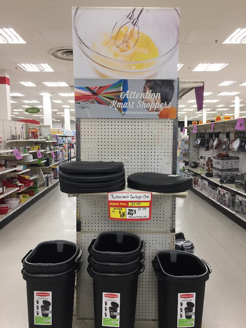 K-Mart closing