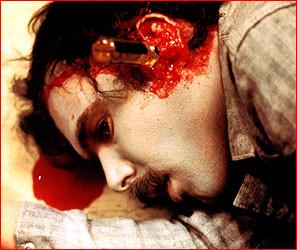 John Harrison Dawn of the Dead Screwdriver Zombie.