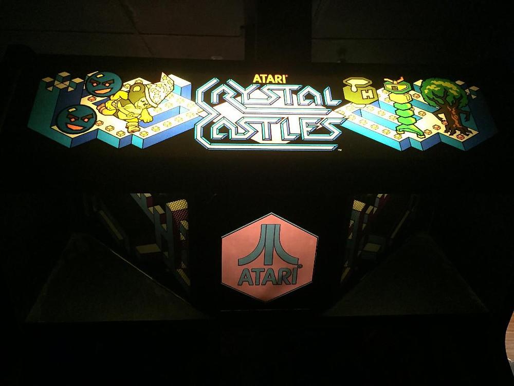 Atari Crystal Castles