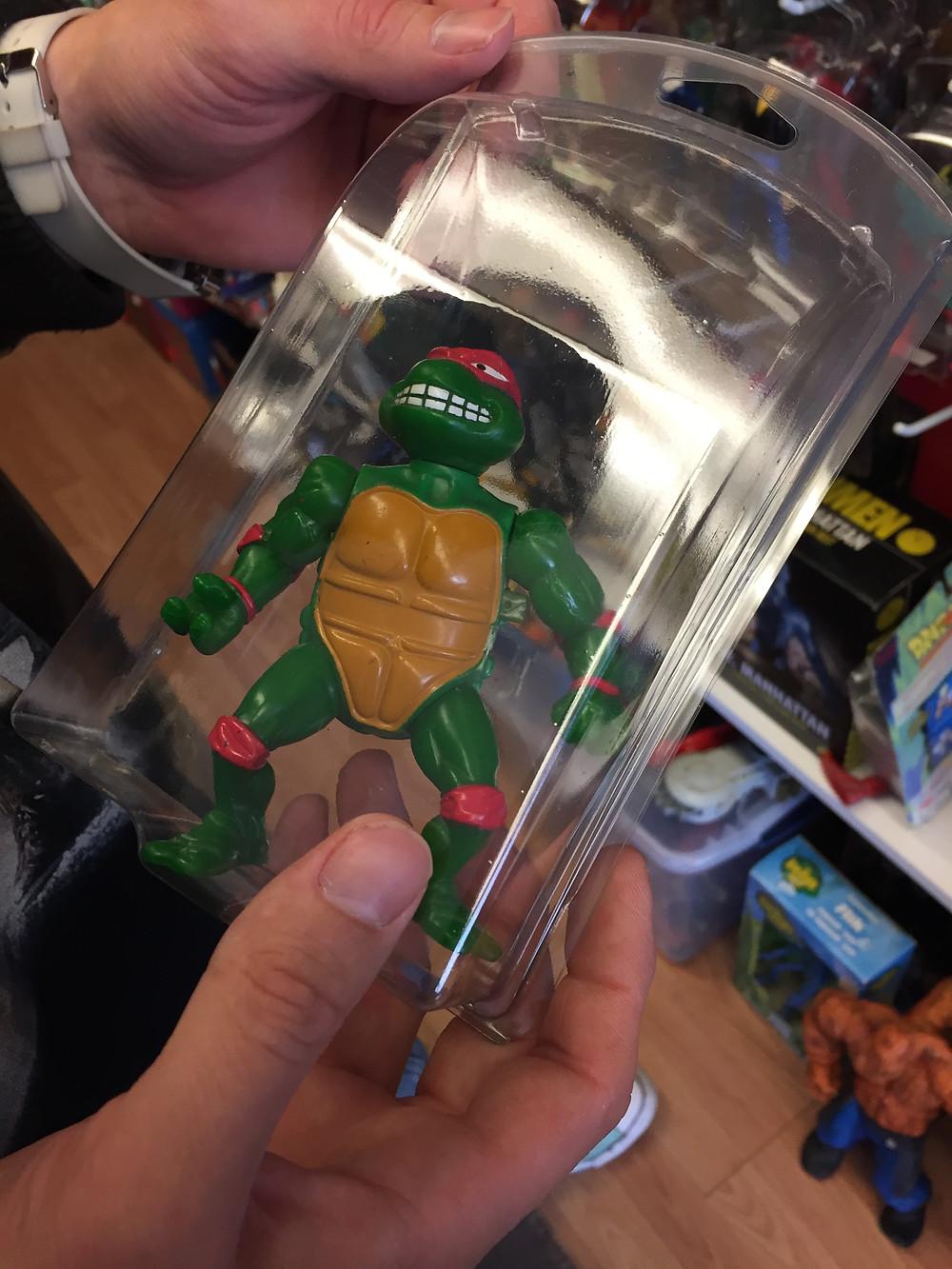 Raphael TMNT Teenage Mutant Ninja Turtles.