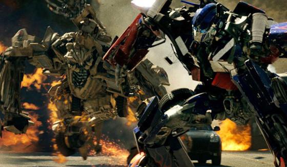 Transformers: Revenge of the Fallen bad CGI