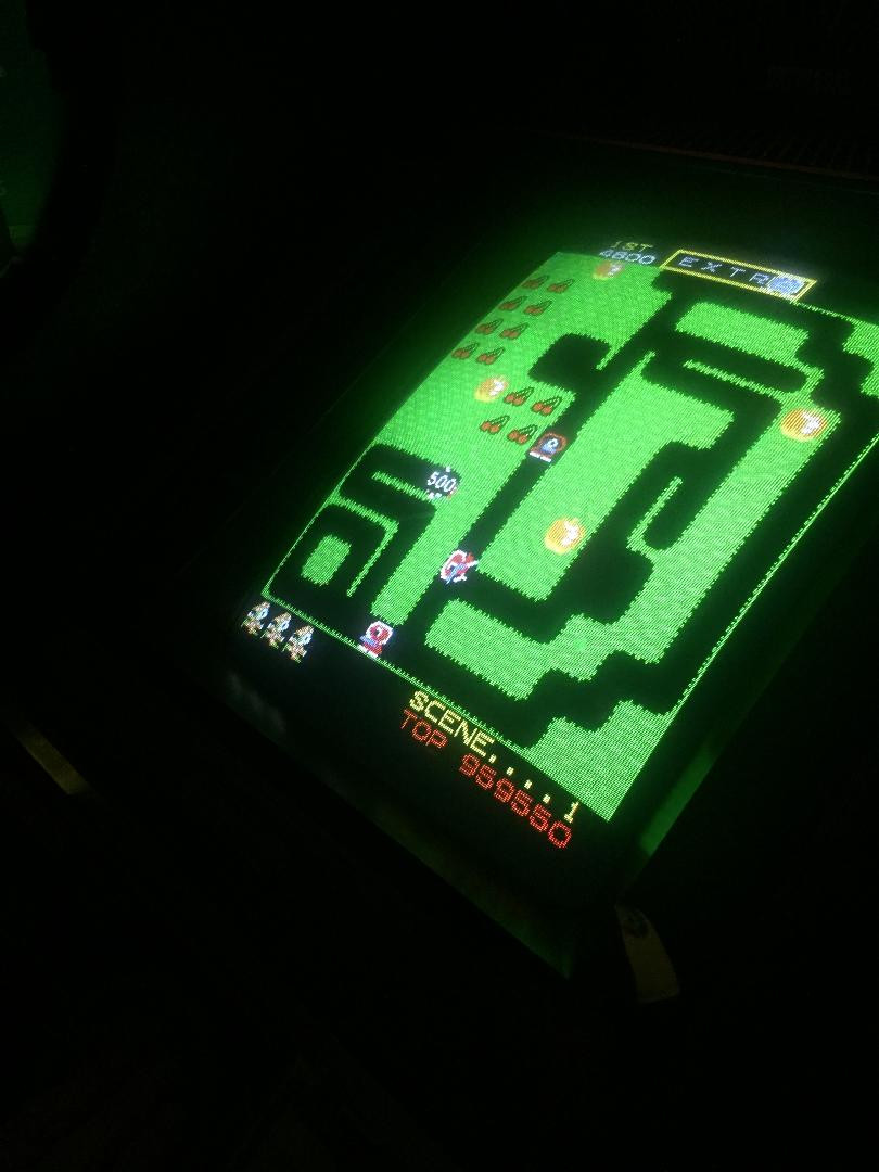 Universal Mr. Do! arcade game