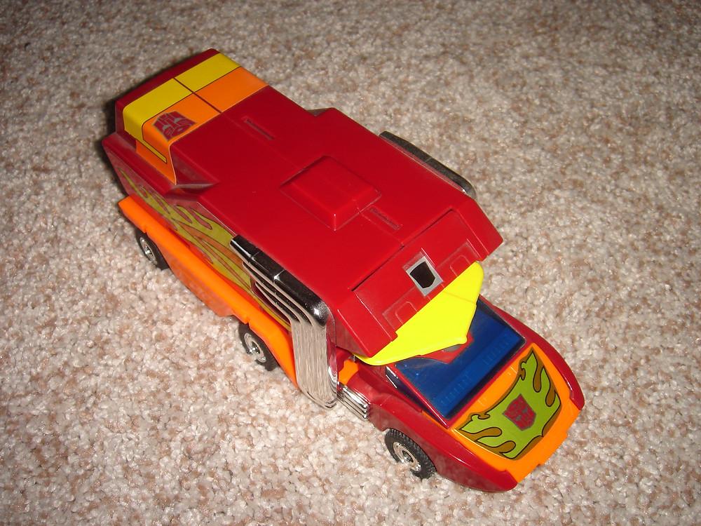 G1 Rodimus Prime Transformer reissue
