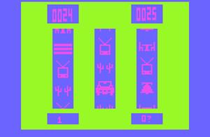 Atari 2600 Slot Machine game.