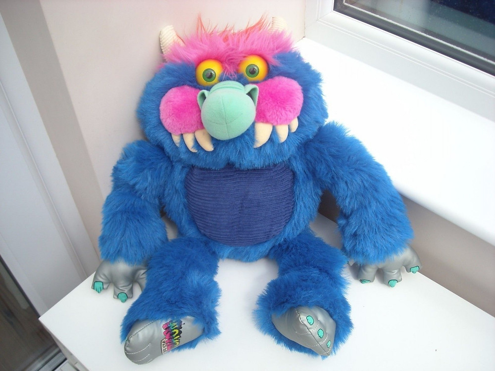 My Talking Pet Monster.