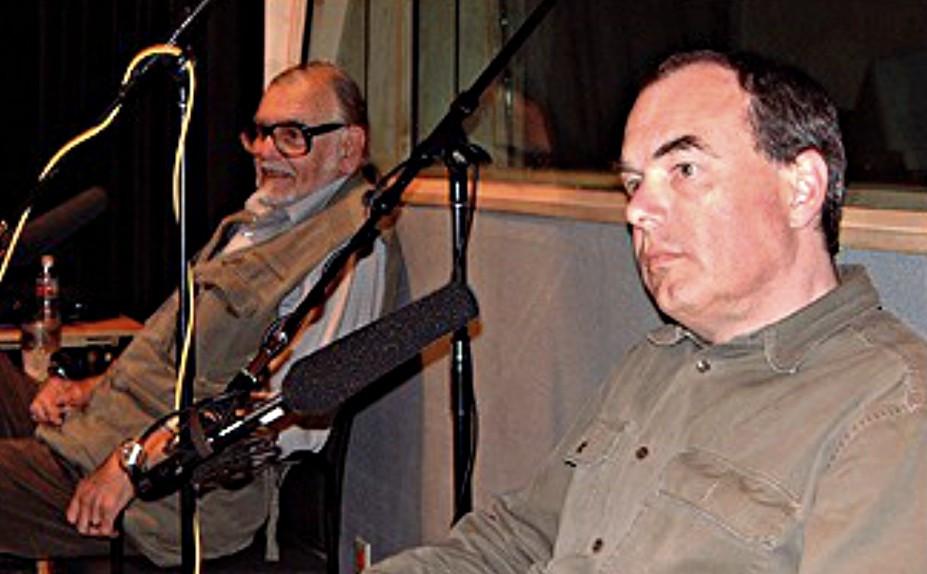 John Harrison and George A. Romero.