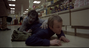 John Harrison, Scott H. Reiniger in George A. Romero's Dawn of the Dead.