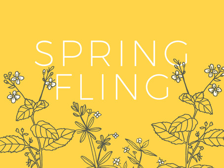 Spring Fling Sale