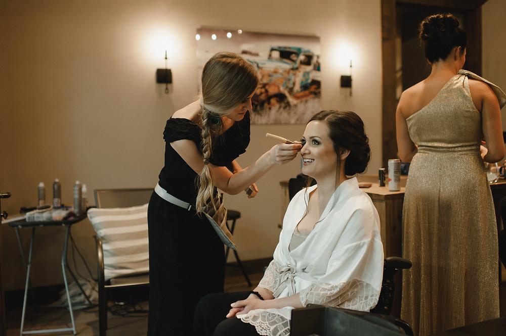 Whitefish Bridal Makeup | Skin Chic