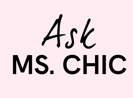 Ask Ms. Chic: Rosacea...What can I do to avoid flare-ups?