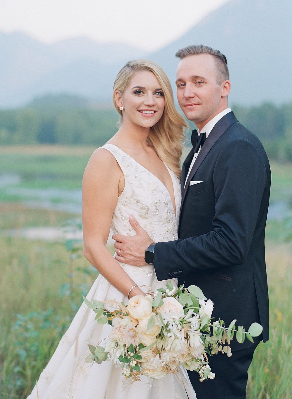 Skin Chic Bridal Makeup Missoula