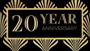 20th Anniversary Sale