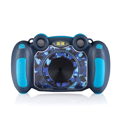 Playzoom Snapcam Blue Camo