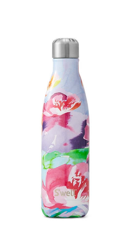 S'Well Lilac Posy Bottle