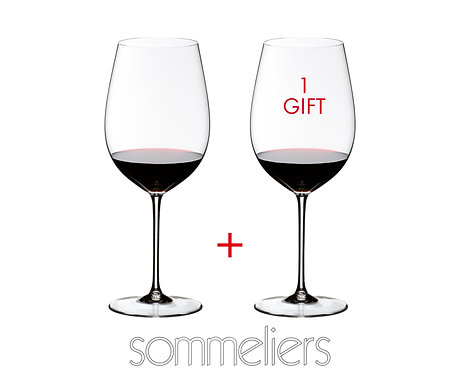 RIEDEL SOMMELIERS BORDEAUX GRAND CRU VALUE GIFT PACK