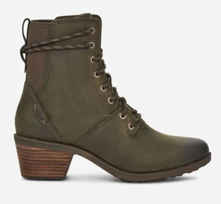 WOMEN'S BOOTS ANAYA LACE UP WP