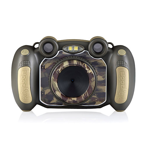 Playzoom Snapcam Green Camo