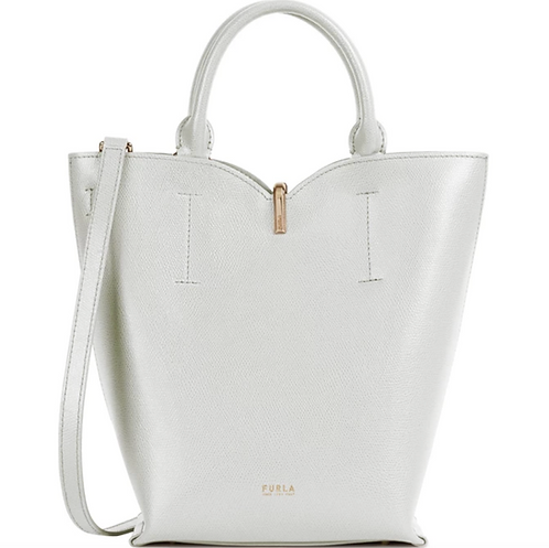 FURLA RIBBON Bucket Bag S Talco H