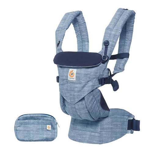 Omni 360 Baby Carrier All-In-One Vintage Blue