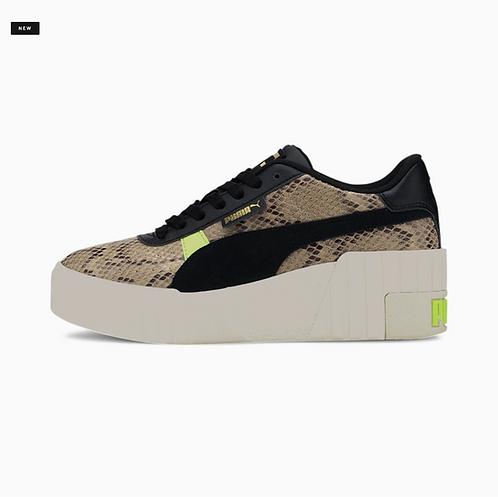 Cali Wedge Snake Women's Sneakers