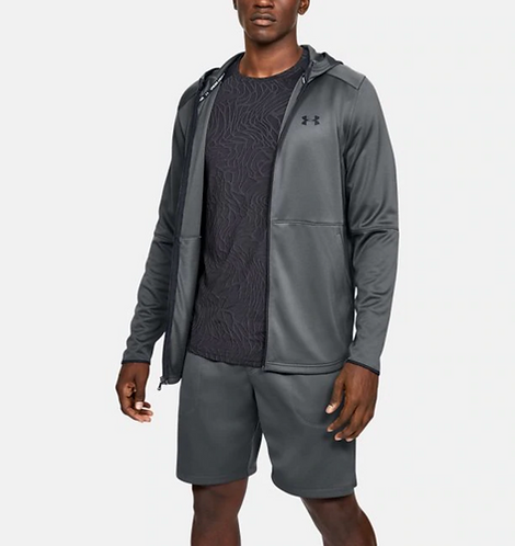 UA MK-1 Warm-Up Full Zip