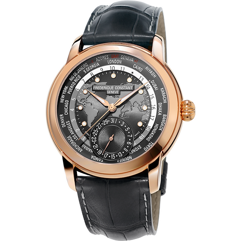 MENS MANUFACTURE WORLDTIMER