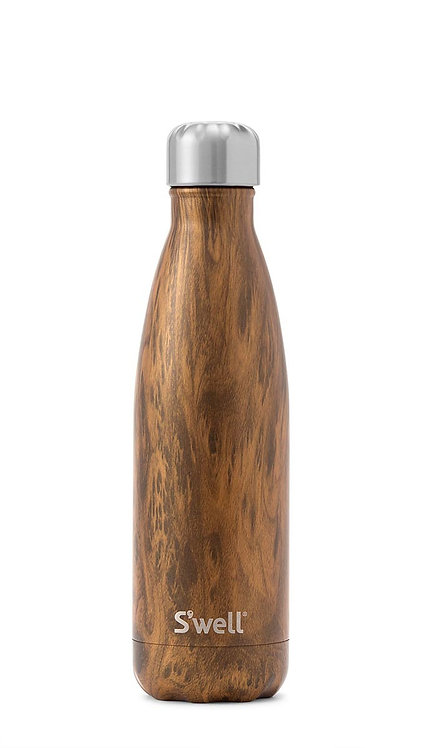 S'Well Teakwood Bottle