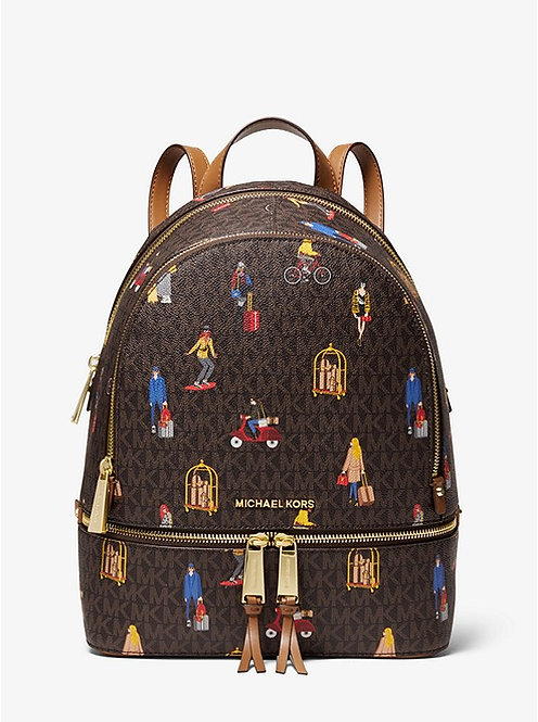 Rhea Medium Jet Set Girls Backpack