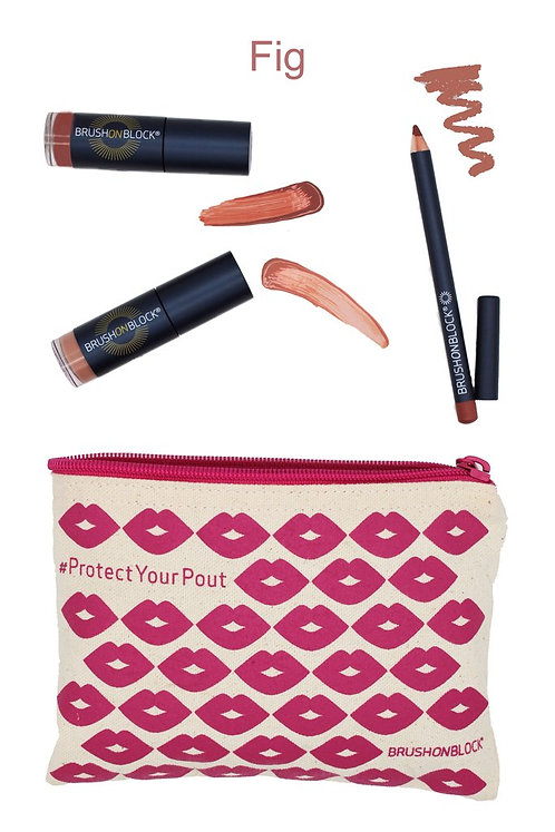 Protected Pout Kit - Fig