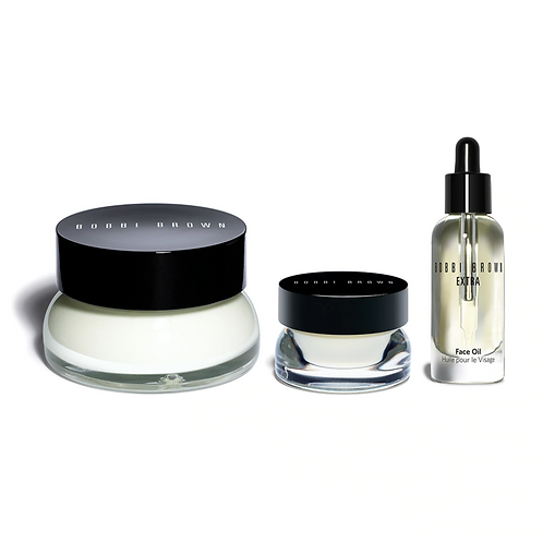 BOBBI BROWN REPAIR & GLOW SKINCARE SET