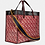 Thumbnail: Coach Field Tote 40 with Horse and Carriage Print and Varsity Stripe