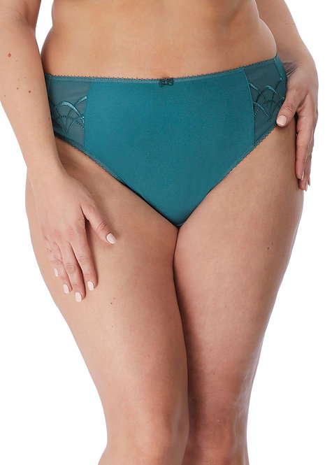 Cate Brief Teal