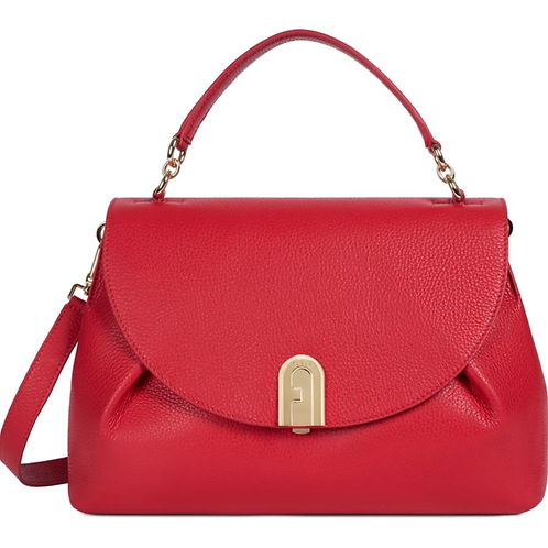 FURLA SLEEK Top Handle M Fragola H
