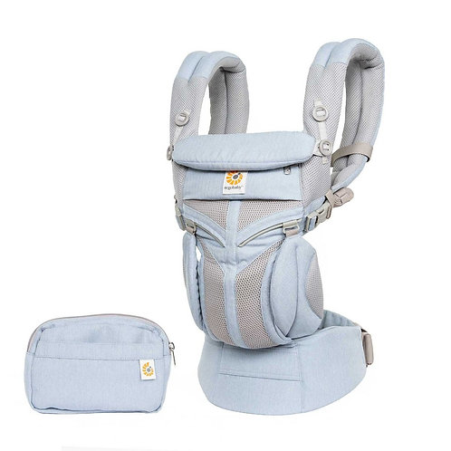 Omni 360 Baby Carrier All-In-One Cool Air Mesh - Chambray