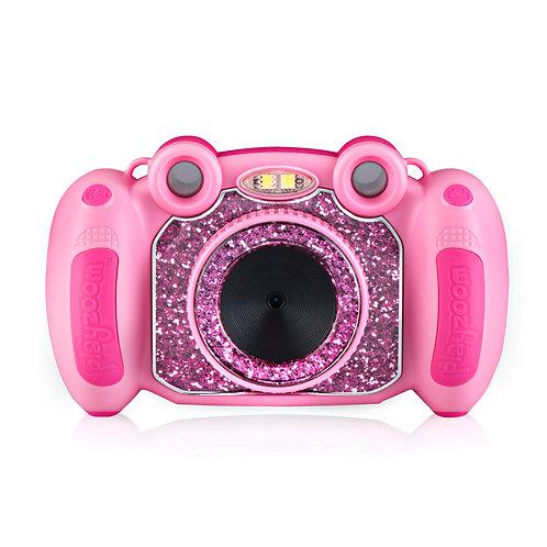 Playzoom Snapcam Pink Glitter