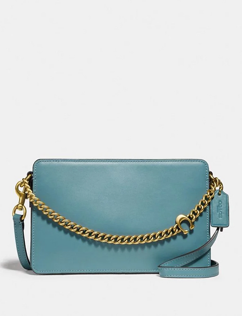 Coach Signature Chain Crossbody