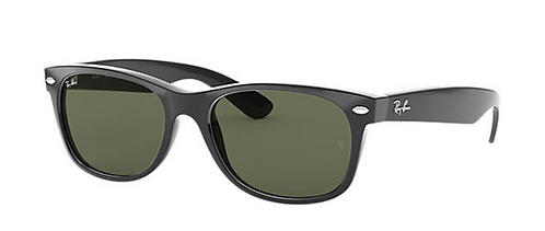 RAY-BAN NEW WAYFARER CLASSIC Black Green Classic