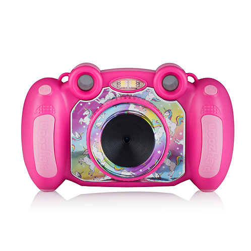Playzoom Snapcam Pink Unicorn
