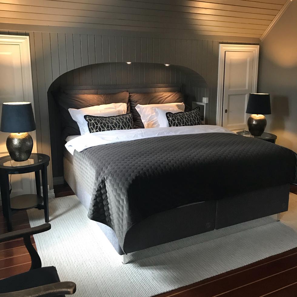 Master bedroom i Larvik