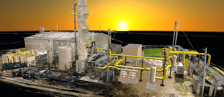 LFG High Btu Gas Plant