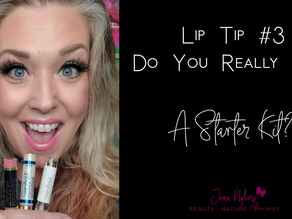 Lip Tip #3: Do I really need a starter kit? (Video)
