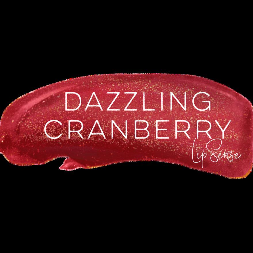 Dazzling Cranberry LipSense Swatch