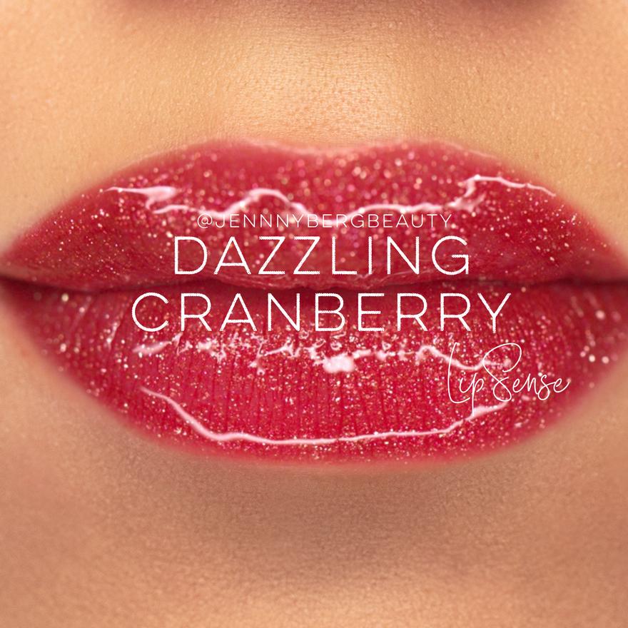 Dazzling Cranberry LipSense Medium